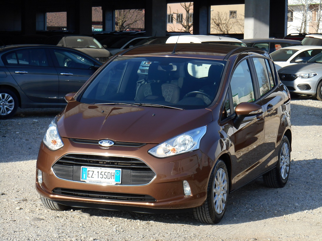 Ford B-Max 1500 TDCi 75CV Business D.P.F.
