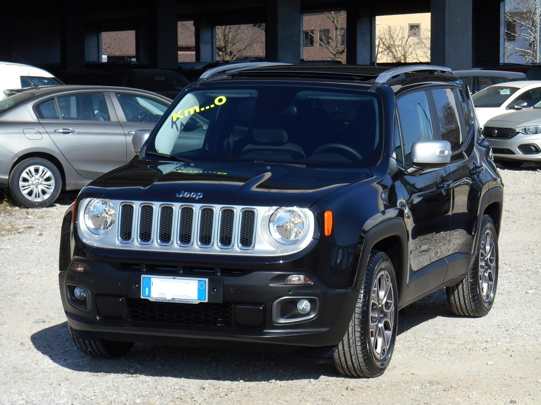 Jeep Compass 1400 16V Multiair-2 170CV Limited 4WD Automatico