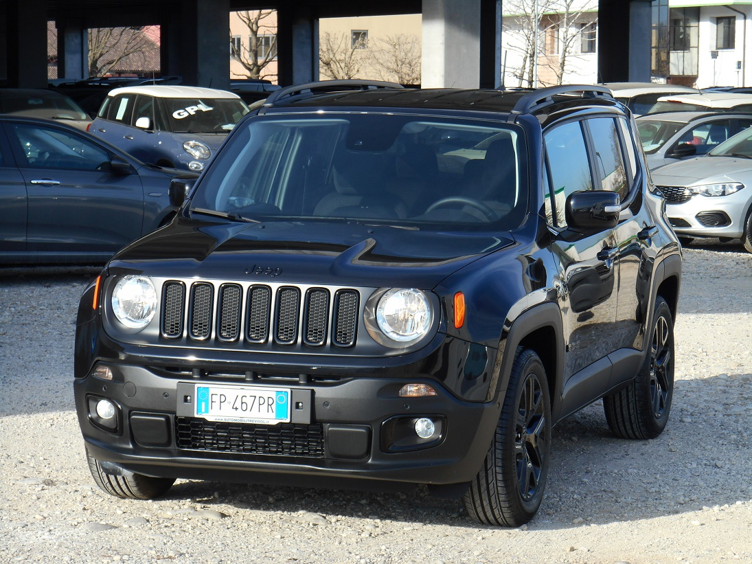 Jeep Renegade 1400 16V Multiair Turbo 140CV Limited DDCT MY'18 (FP467PR)