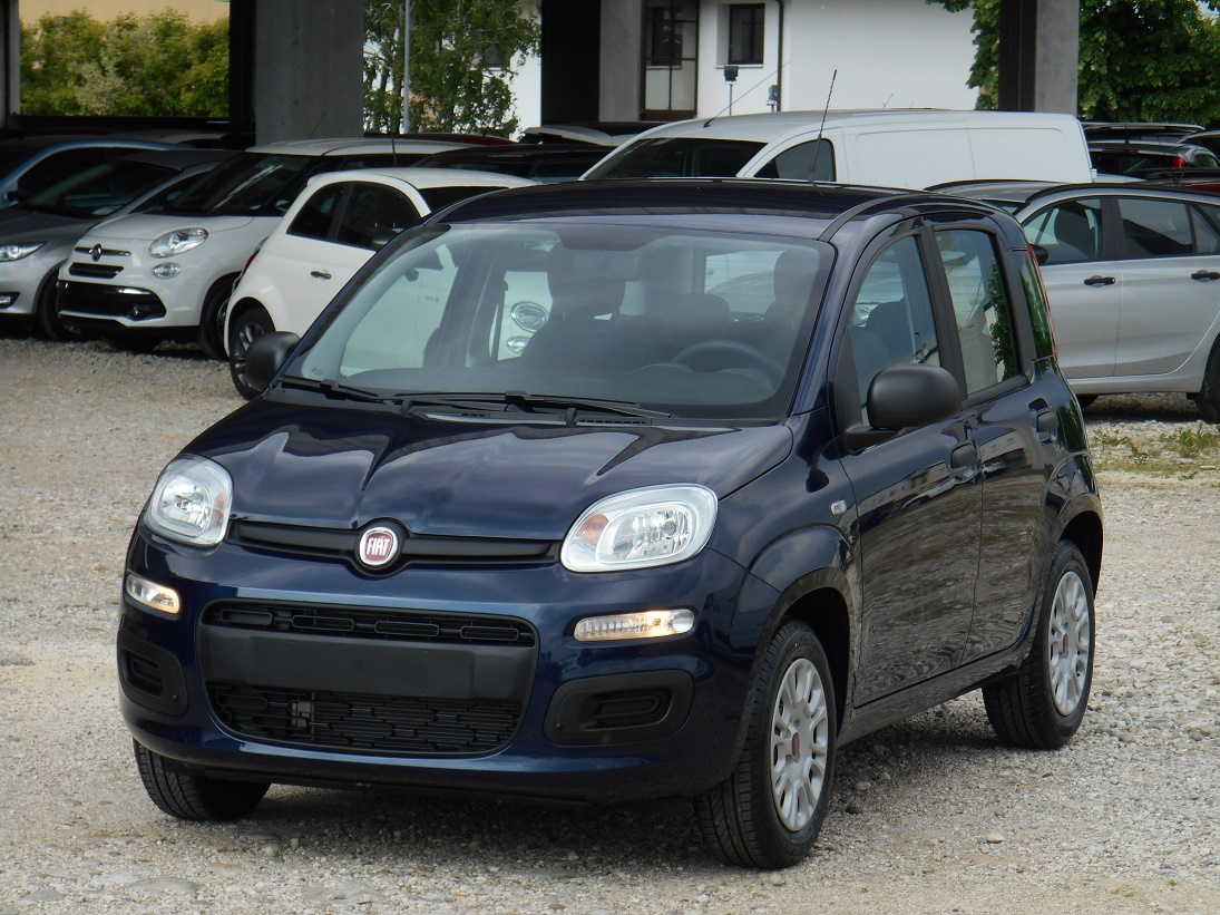Fiat New Panda 1200 69CV Easy 5 Porte (FV405TM)