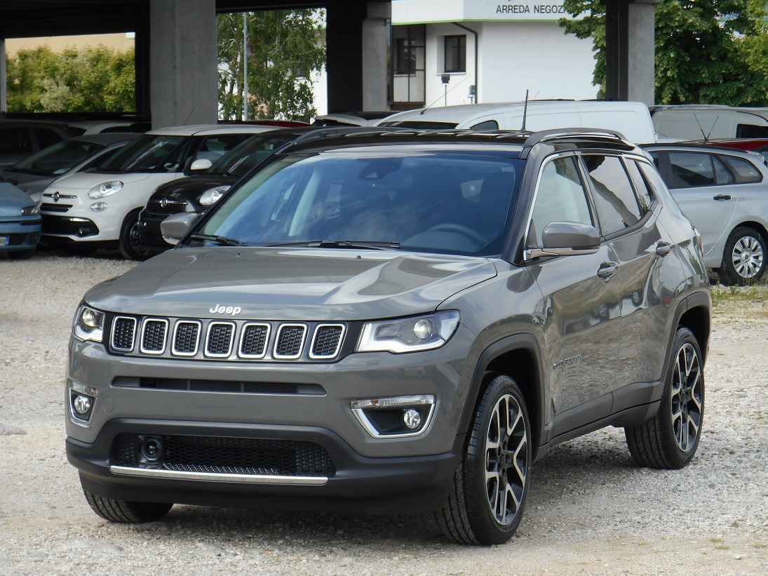 Jeep Compass 1400 16V Multiair-2 Turbo 140CV Limited 2WD (FW539LW)