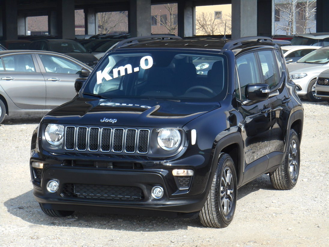 Jeep Renegade 1300 T4 Turbo 150CV Longitude DDCT MY'19