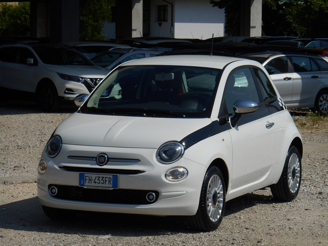 Fiat New 500 1300 16V Multijet 95CV Pop S&S