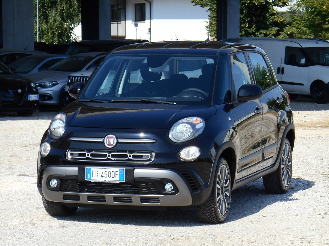 Fiat 500L 1300 16V Multijet 95CV Cross MY'17 D.P.F. S&S (FR458DF)